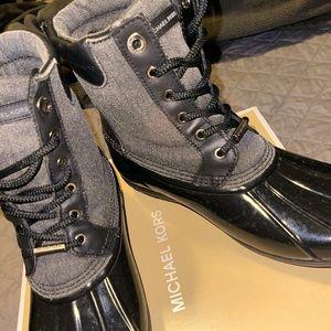 REDUCED 📣Michael Kors Rain/Snow Boots